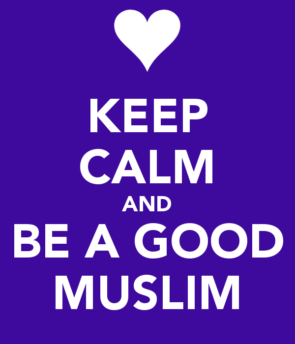 how can i become a good muslim